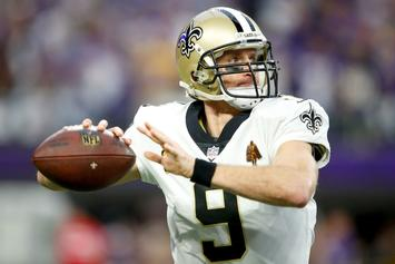 Drew Brees Reportedly Conned Out Of Millions By Jeweler