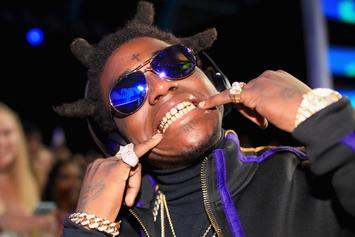 Kodak Black Is Apparently Recording Verses Over The Phone From Prison