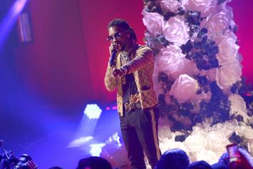 Offset Celebrates Daughter Kalea's Birthday With Pony Princess Party