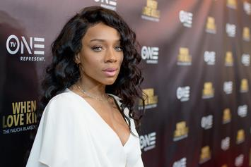 Lil Mama To Play Lisa 'Left Eye' Lopes In TLC Biopic