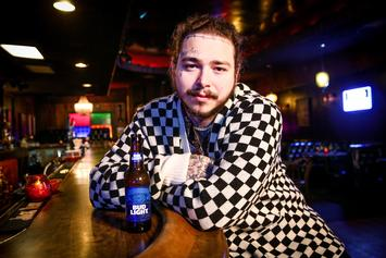 Post Malone Brings Out 2 Chainz During Nashville Bud Light Show