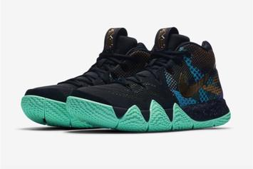 "Nike Basketball Unveils ""Mamba Mentality"" Kyrie 4 & PG2"