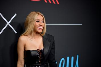 """Cardi B """"Invasion Of Privacy"""" First Week Sales Projections: Report"""
