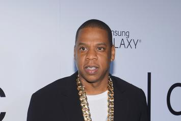 Jay-Z Pictured In Studio With Timbaland, Rick Ross & DJ Khaled