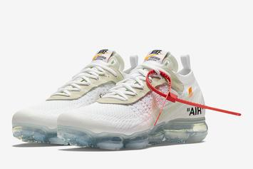 """Off-White x Nike Vapormax """"White"""" Official Images + Release Info"""
