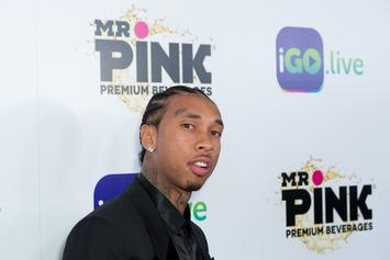 Tyga Announces Tour Dates In The Middle East