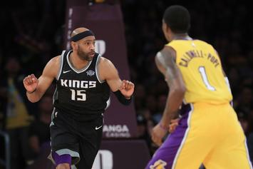 Vince Carter Says He Plans To Return For One More Season
