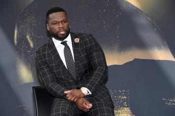 "50 Cent Says Son ""Already Acts Like"" Him After Death In Family"