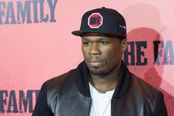 50 Cent Dropped From MLB All-Star Bash Reportedly Because Of Domestic Violence Charge