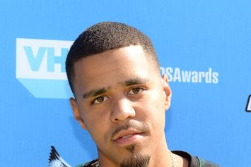 """J. Cole Tops Charts, """"Yeezus"""" Sits At Number Three"""