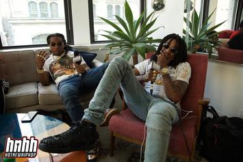 "Migos Talk About Connecting With Drake & ""Versace"" Remix On The Breakfast Club"