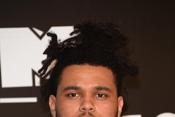 """Cover Art Revealed For The Weeknd's """"Kiss Land"""""""