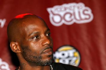 DMX Files For Bankruptcy [Update: DMX's Publicist Releases Statement]