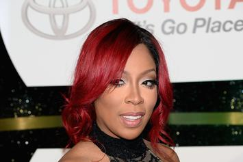 "Stream K. Michelle's Album ""Rebellious Soul"" In Its Entirety"