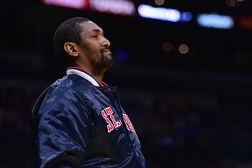 Metta World Peace Is Interested In Being The New York Knicks' Head Coach