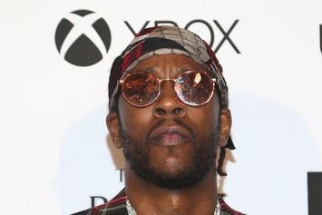 2 Chainz Tour Bus Reportedly Involved In Drug Arrest [Update: 2 Chainz Charged With Obstructing An Officer]