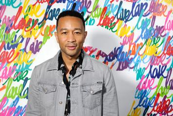 "Full Album Stream Of John Legend's ""Love In The Future"""