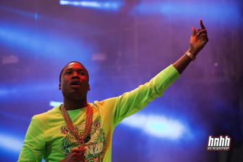 """Meek Mill Is Coming At Kendrick Lamar & Others On His """"Dreamchasers 3"""" Intro"""