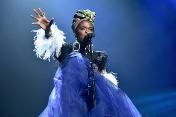 "Lauryn Hill Announces 20th Anniversary Tour For ""The Miseducation Of Lauryn Hill"""