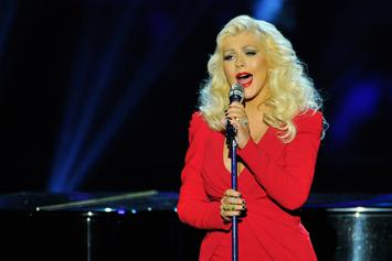 "Christina Aguilera Documents 12th ""Euphoric"" Piercing On Instagram"