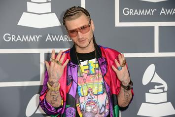 "Riff Raff Announces Release Date For ""Neon Icon"" [Update: Album Pushed Back]"