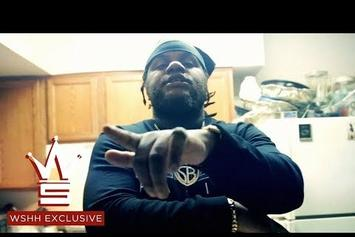 "Fat Trel Remembers The Dark Days In ""Low Life"" Video"