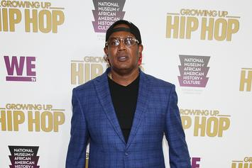 """Master P's New Album """"The Gift"""" Will Offer Fans $10,000 Golden Ticket"""