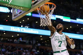 Celtics' Jaylen Brown Makes Franchise History In Game 2