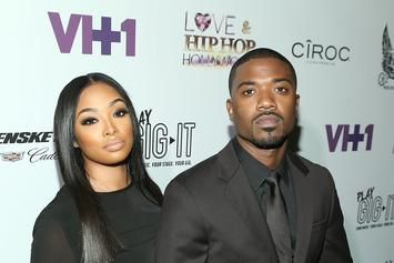 Ray J & Princess Love Producing TV Show Leading Up To Daughter's Birth