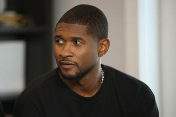 """Usher Sued For Alleged Theft Of """"Confessions"""" Single 'Caught Up'"""