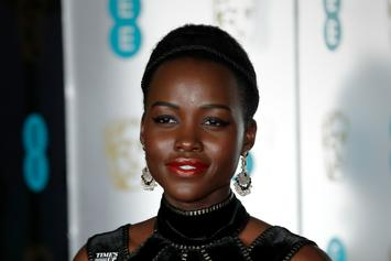 "Lupita Nyong'o Says Starring In ""Black Panther"" Was An ""Inspirational Experience"""