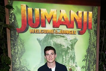 """Watch The First Trailer For """"Jumanji: Welcome To The Jungle"""""""