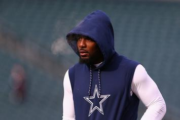 Dez Bryant Posts Workout Video With Giants' Odell Beckham Jr.