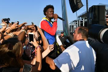 "Ugly God ""Promises"" Country Music EP If He Gets Enough Retweets"