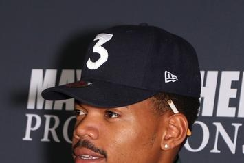 Chance The Rapper Spotted In The Studio With Mike Will Made It & Skrillex