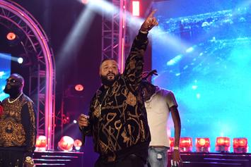 DJ Khaled Debuts Pink Just Don x Air Jordan 2