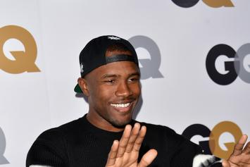 "Frank Ocean Sued By Chipotle [Update: Ocean Cuts A Check, Writes ""Fuck Off"" On It]"