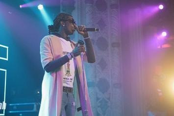 Young Thug Has Reportedly Been Signed To Atlantic Since Last Year