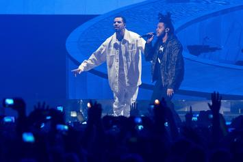All Of Drake & The Weeknd's Collaborations