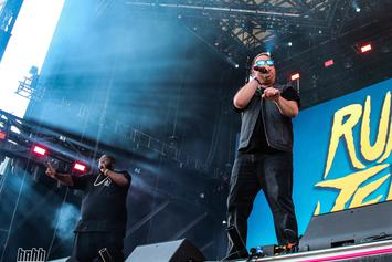 """Run The Jewels Sign To Mass Appeal & Announce """"RTJ2"""" Release Date"""