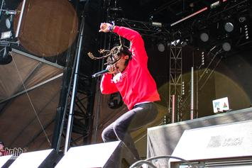 SXSW Photo Diary Day 2: Denzel Curry, Young M.A. & More