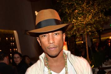 """Pharrell Says Songs Like """"Grindin'"""" & """"I Just Wanna Love U"""" Were Just A Phase For Him"""