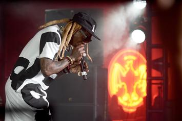 "Photos: On The Set Of Juicy J, Lil Wayne, & August Alsina's ""Miss Mary Mack"" Video"