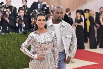 Kim Kardashian Forced Kanye West To Clarify His Trump Comments