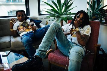 "Migos Discuss ""Streets On Lock 3"", ""YRN2"", Features And More"