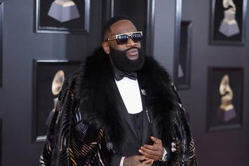 Rick Ross Sued By Photographer For Illegally Using Images