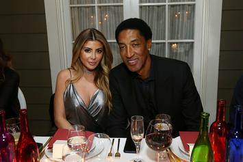 Scottie Pippen Files For Divorce After Wife Reportedly Sleeps With Future