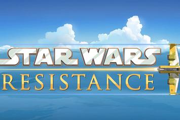 "Disney Channel Picks Up ""Star Wars Resistance"" Animated Series"