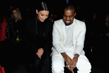 Kanye West, Big Sean, Tyga & More Attend Kardashian Christmas Party