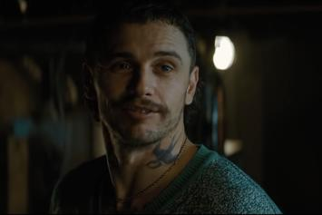 "James Franco & Zoe Kravitz Star In New Sci-Fi Film ""Kin"""